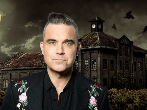 Robbie Williams recalls contemplating suicide while high because of 'bad energy' in house