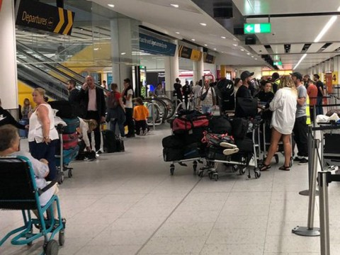 Flights from Gatwick resumed after 'systems issue' grounded planes for 2 hours