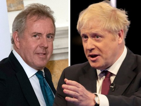 Senior Tories attack Boris Johnson for throwing US ambassador 'under a bus'