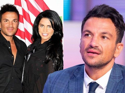 Peter Andre swerves awkward Katie Price chat as he defends Love Island stars