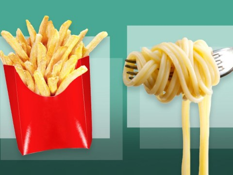 You could get paid £5,000 to eat nothing but chips, bread and pasta