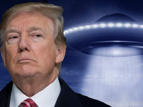 Donald Trump sparks wild conspiracies with vague statement about the existence of UFOs