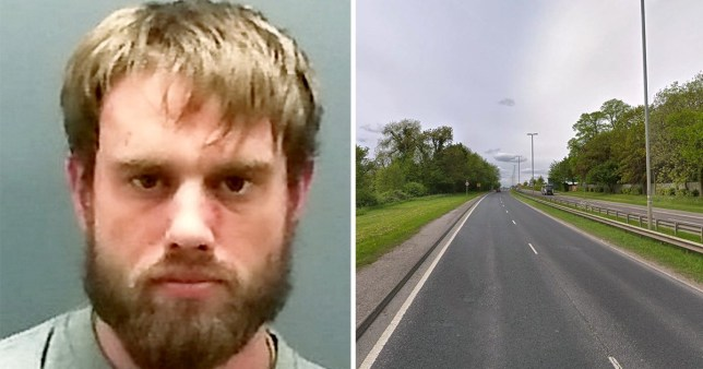 Thomas Abbott, 26, had only been working in that job for just over a week at the time of the horror crash