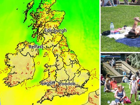 Three-day mini-heatwave starts today thanks to hot air from Atlantic islands