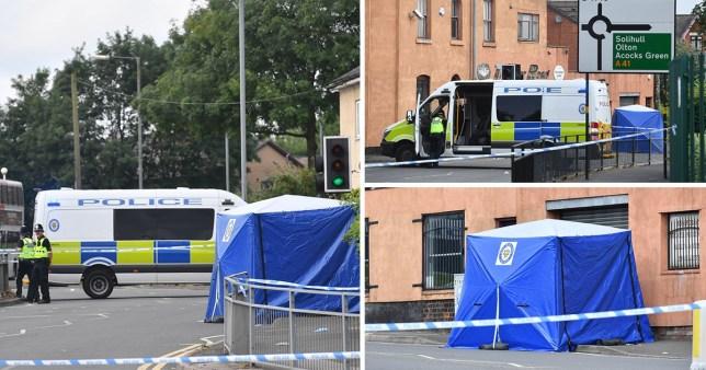 Murder probe launched after man dies in 'targeted' Birmingham stabbing
