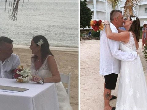 Couple return from dream £46,000 Jamaican wedding to find it wasn't legal