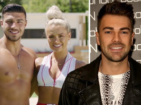 Love Island's Sam Bird begs Tommy Fury not to 'beat him up' over Molly-Mae Hague DMs