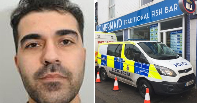 Andy Star, 32, was cleared of terror charges yesterday afternoon