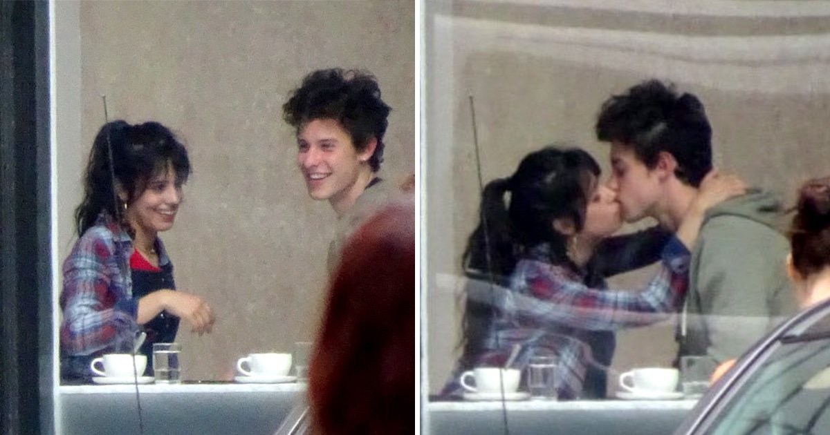 Is shawn mendes dating camila cabello and shawn