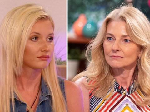 Curtis Pritchard's mum wants to give former Love Island star Amy Hart a hug following heartbreak
