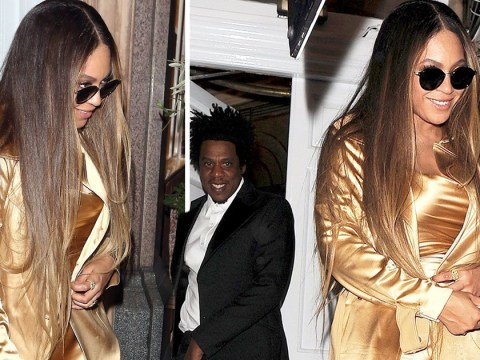 Beyonce and Jay Z slink out of The Lion King premiere after-party in the early hours, still look flawless