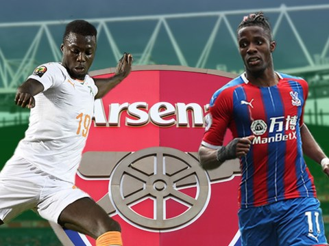 The two reasons Arsenal chose to sign Nicolas Pepe instead of Wilfried Zaha