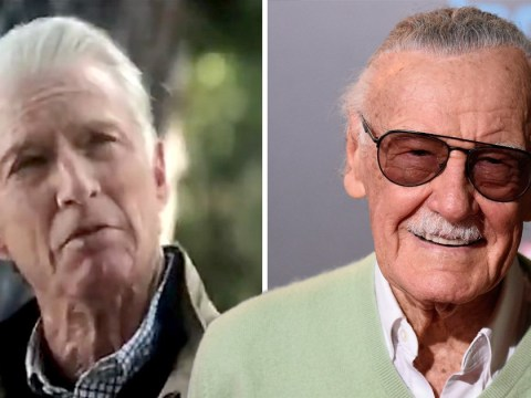 Avengers theory suggests Stan Lee was meant to be old man Captain America in Endgame
