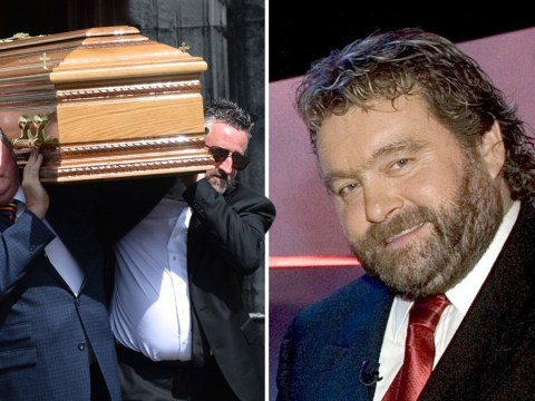 Father Ted star Brendan Grace laid to rest as stars pay respects in Dublin