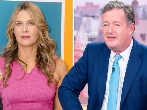 Piers Morgan claims wife Celia Walden 'triggered anxiety' with steamy car washer snap