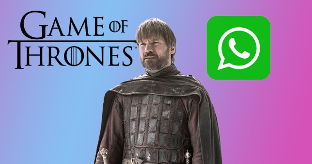 Game of Thrones star reveals WhatsApp group were gutted by fan reaction