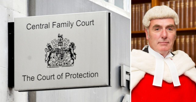 Judge rules woman has mental capacity to consent to sex with her husband