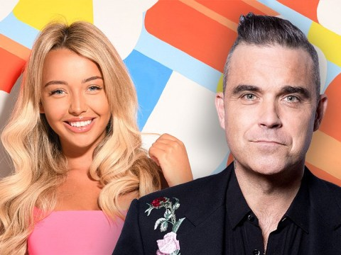 Love Island star Harley Brash's mum dated Robbie Williams: 'He was a wonderful lover'
