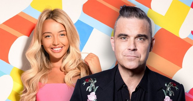 Love Island's Harley Brash has a famous connection