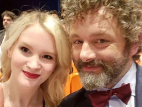 Michael Sheen, 50, dating aspiring actress Anna Lundberg, 25, after Aisling Bea split