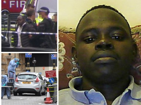 Terrorist who tried to kill police and cyclists outside Parliament jailed for life