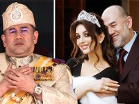 King divorces beauty Queen six months after abdicating throne for her