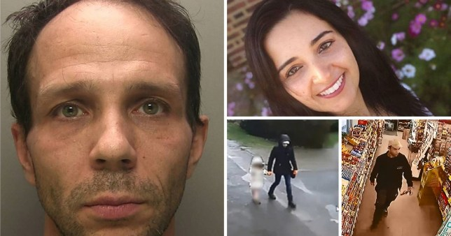 Ricardo Godinho, 41, stabbed his ex-partner Aliny Mendes, 39, after they broke up (Picture: PA)