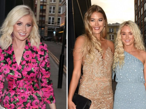 Love Island stars Amy Hart and Lucie Donlan unite with Piers Morgan for ITV's Summer Party