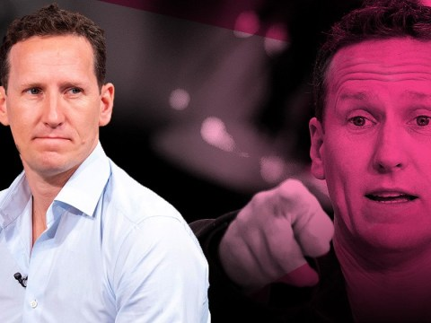 Brendan Cole 'throws tantrum after being kept waiting to audition for Celebrity X Factor'