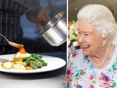 The Queen is looking for a new chef to live with her in Buckingham Palace