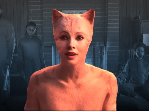 Cats trailer mashed up with the song from Us is even more unsettling