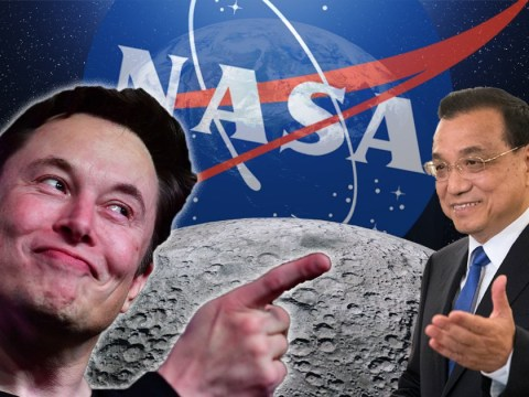 China , Nasa and Elon Musk are racing to land humans on the moon for first time since 1972