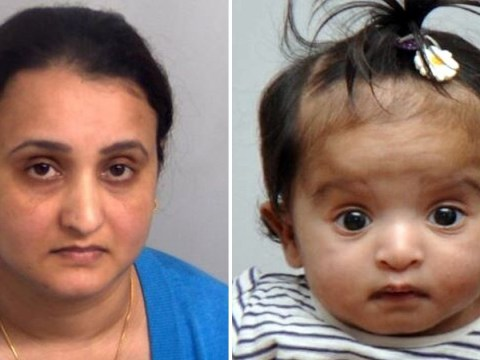 Mum who beat IVF baby to death after years trying to conceive is jailed