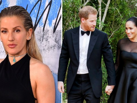 Ellie Goulding has invited some of the royals to her wedding… but Harry and Meghan probably won't be there