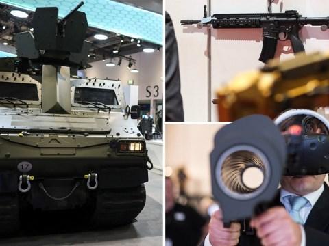 Britain invites Saudi Arabia to world's largest arms fair despite 'unlawful' ruling