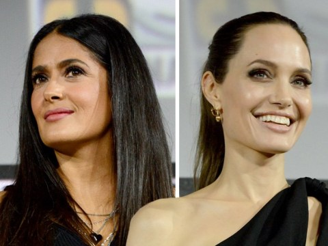 Impressive Eternals line-up announced as Marvel confirms Angelina Jolie, Salma Hayek and Richard Madden
