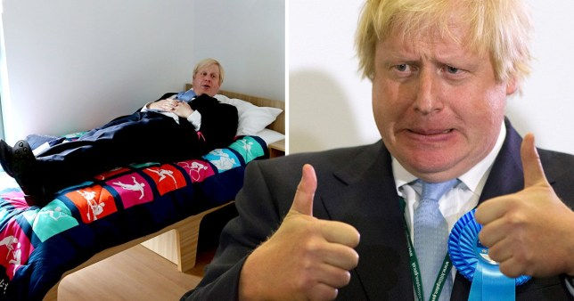 Boris Johnson has allegedly made taxpayers shell out for his new home Downing Street
