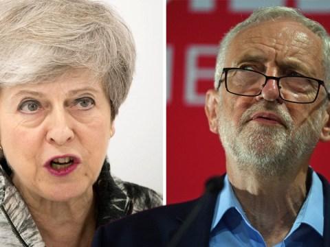 Jeremy Corbyn slams 'toxic' legacy left behind by Theresa May