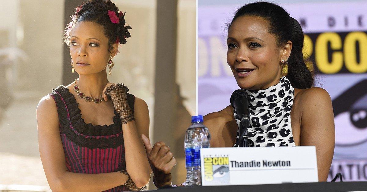 Thandie newton dating