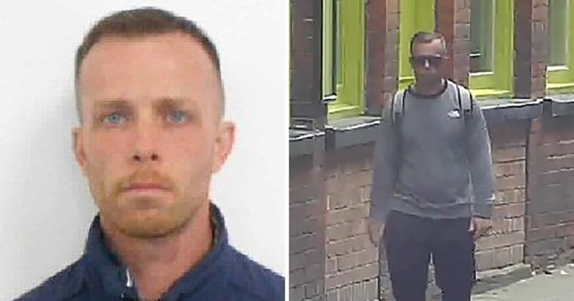 Rapist Stephen Tierney on the run from North Sea Camp prison, Lincolnshire
