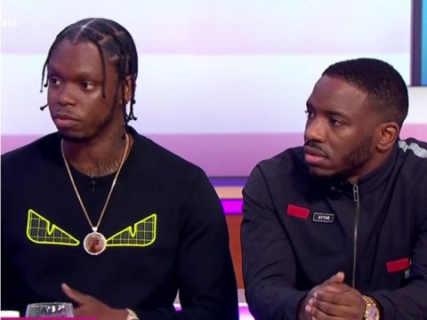 Krept and Konan argue banning drill music is 'lazy' in fight against knife crime as violence continues to rise