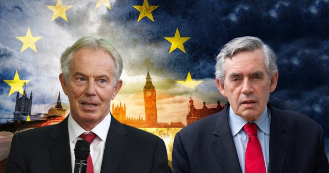 Former Prime Ministers unite to warnvagainst no-deal Brexit