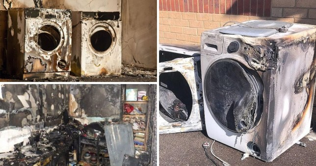 Creda Tumble Dryer Recall >> Whirlpool Issue Urgent Recall For 500 000 Dangerous Tumble