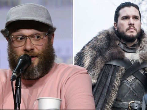 Seth Rogen slams Game of Thrones writers for failing to address backlash and has a dig at final season