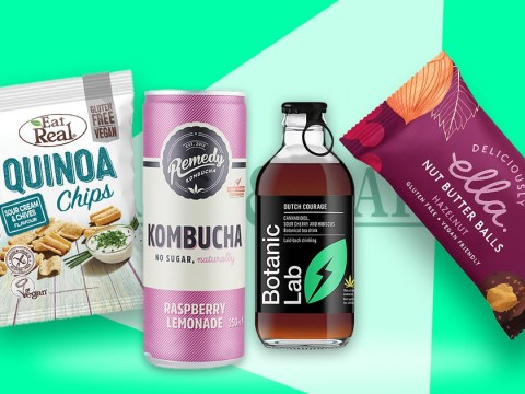 Holland & Barrett launches £3.99 lunch meal deal where everything is vegetarian or vegan