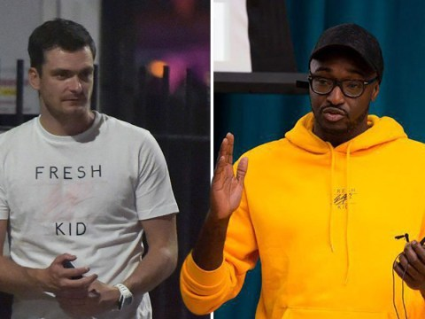 T-shirt designer says it's a disgrace for Adam Johnson to wear 'fresh kid' top