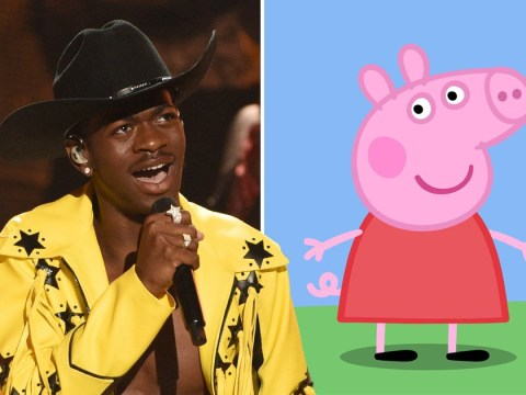 Lil Nas X wants to make Old Town Road remix with Peppa Pig because of course he does