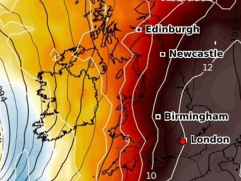 Met Office UK weather forecast as heatwave hits Britain ahead of hottest day