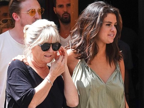 Selena Gomez looks happier than ever as she celebrates 27th birthday in Rome