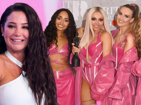 Tulisa reveals she's still in an X Factor group chat with Little Mix and our hearts